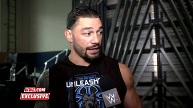Reigns wishes Elias put up more of a fight