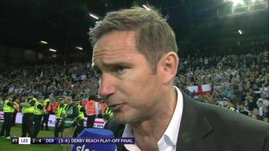 Lampard: Everyone wrote us off