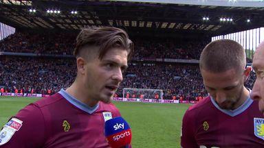 Villa complete first leg comeback