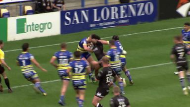 Warrington 12-19 Hull FC