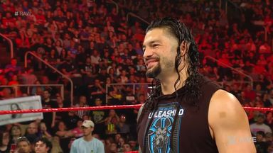 Shane McMahon sets his sights on Reigns