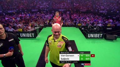 MVG's 126 checkout sends Gurney through