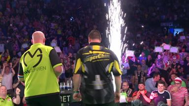 MVG through to the final