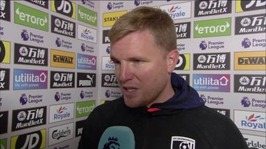 Howe: The scoreline could've been higher!