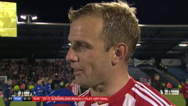 Cattermole: We deserve to reach final