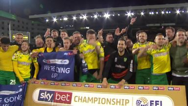 Farke: Norwich years ahead of schedule