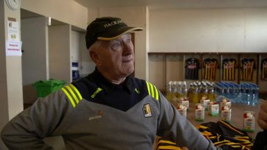 Behind the scenes with Kilkenny's kitman