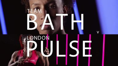 Vitality Superleague: Bath vs Pulse