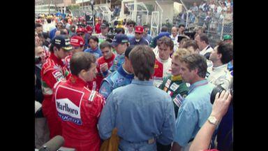 Martin's memories of Monaco - 1994