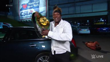 R-Truth becomes 24/7 Champion!