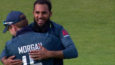 Rashid, Buttler produce brilliance in the field