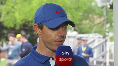 Rory: I'm proud of myself