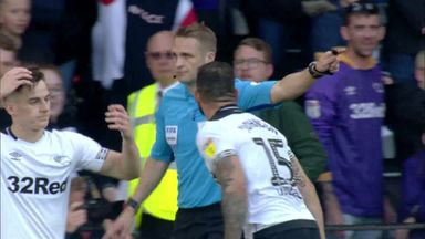 Derby have penalty overturned!