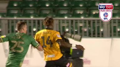 Newport vs Tranmere: #StepUp