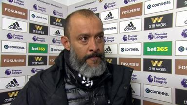 Nuno: Performing well was important