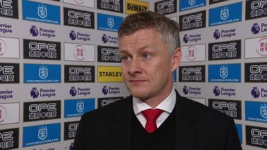 Solskjaer: Not good enough