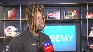 NFL Academy excites Ajayi