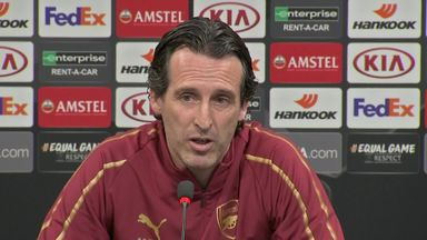 Emery: We have big ambition