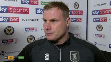 Flitcroft: Officials let us down