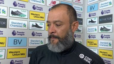 Nuno expects Liverpool 'energy'