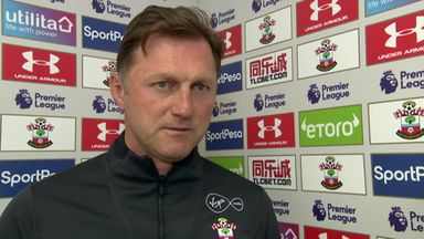 Hasenhuttl: Our game is developing