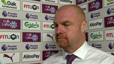 Dyche: Very proud of my players