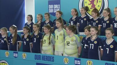 Scotland announce WC squad