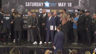 Wilder-Breazeale Head to Head!