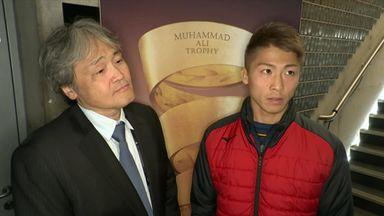 Inoue: Rodriguez my toughest test