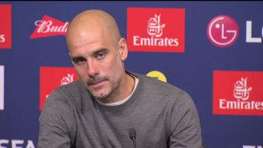 Pep: We are not guilty over FFP