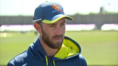 Maxwell glad Smith and Warner in squad