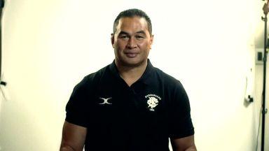 Pat Lam's Barbarian I - XV