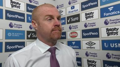 Dyche defends Burnley display