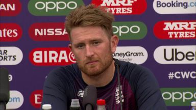 Dawson ready should England need him
