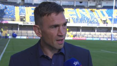 Kevin Sinfield provides update