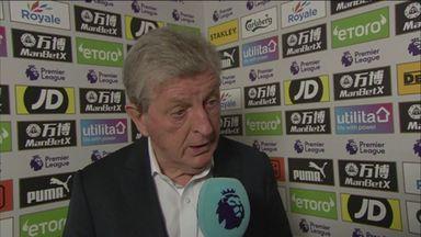 Hodgson praises Speroni & Puncheon