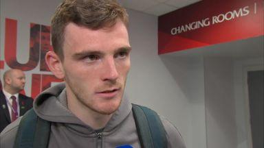 Robertson: Man City were a joy to watch