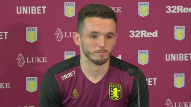 McGinn: We've achieved nothing yet