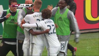 Toronto FC 1-2 Philadelphia Union