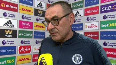 Sarri: Hazard has to rest