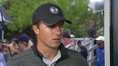 Spieth: My goal is to compete on Sunday