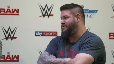 Owens: I went home during WrestleMania