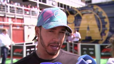 Hamilton: Start will be decisive