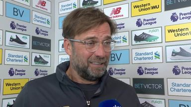 Klopp focused on winning, not City