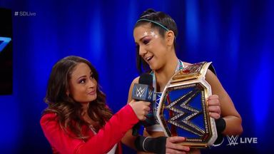 What kind of Champion will Bayley be?
