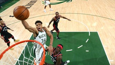 Giannis: MVP is all about winning