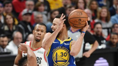 Game 4: Warriors 119-117 Trail Blazers (OT)