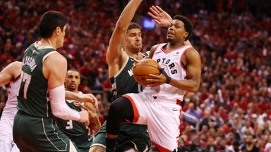 Game 4: Bucks 102-120 Raptors