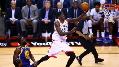 Preseason: Raptors 123-107 Nets