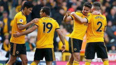 Wolves 1-0 Fulham